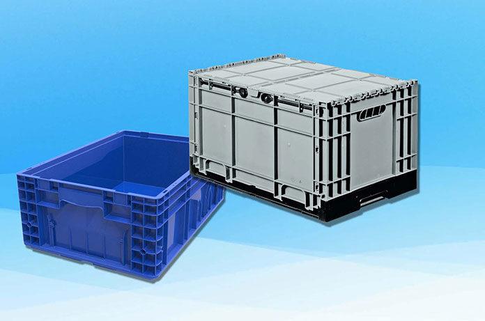 Jak wybierać odpowiednie pojemniki przemysłowe plastikowe?