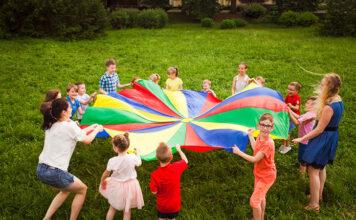 Obóz dla dzieci