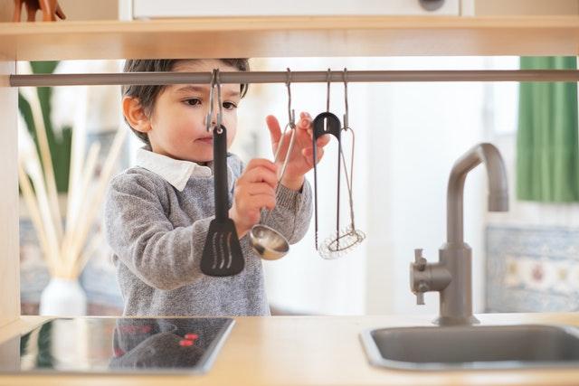 Zestaw małego kucharza